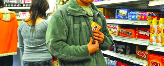 В Лондоне растет количество охраны в магазинах