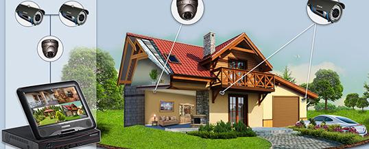 Где найти камеры безопасности в Лондоне для моего дома