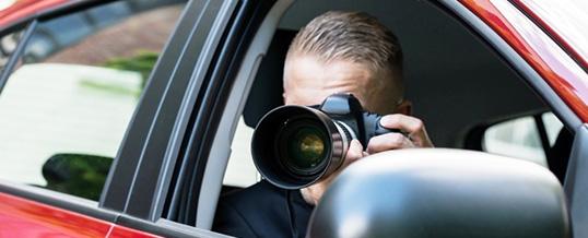 Подозрение убивает разум, частный детектив в Лондоне
