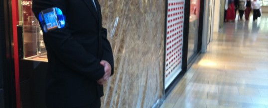 Retail Security in London