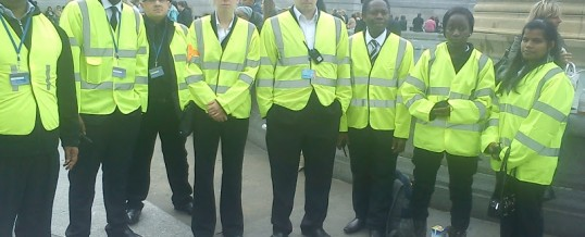 Security Guards in London