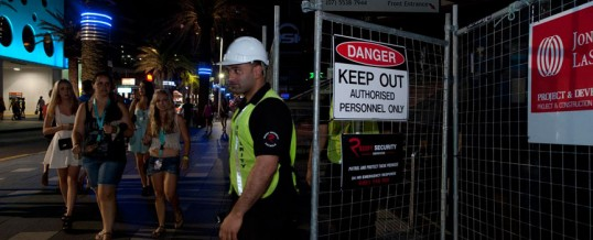 Construction security guards in London – How should a construction site be managed?