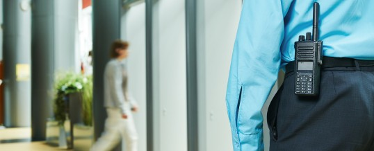 What is a corporate security officer?
