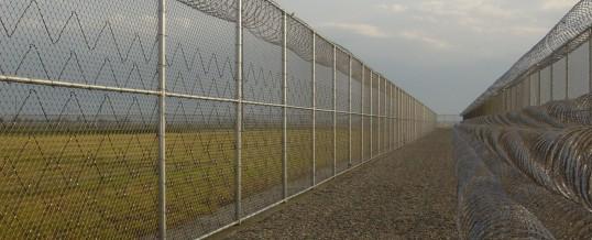 Perimeter security in London