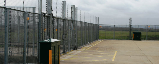 Perimeter security in London (UK) – Why is a perimeter important?
