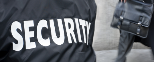 UK private security –  Why is private security necessary?