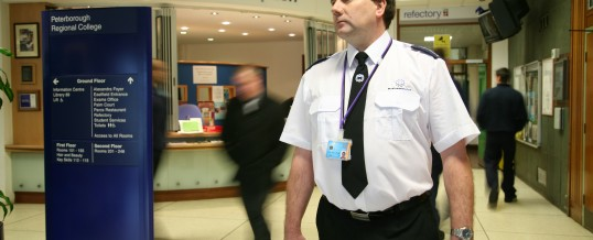 Commercial security in London