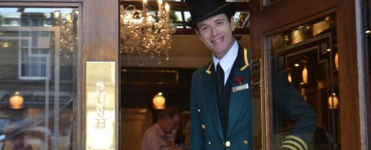 Door man tips in London (UK)