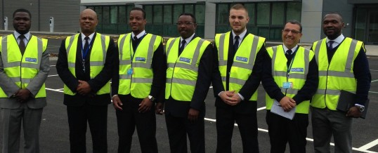 City security services in London (UK)