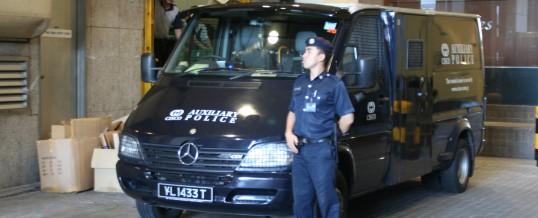 Freight escort in London UK