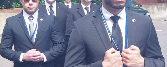 Close protection in London (UK)