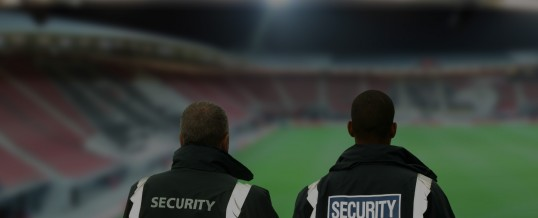 Hire security guards in London (UK)