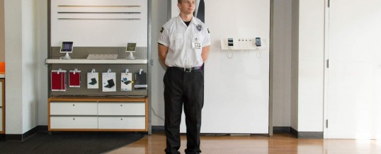 Retail security services in London (UK)
