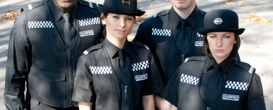 How to become a security guard in London (UK)