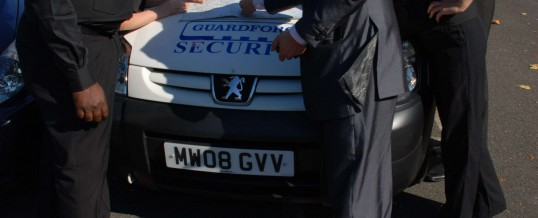Residential security in London (UK)