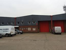 Warehouse security in London (UK)
