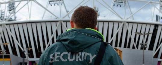Business security in London (UK)