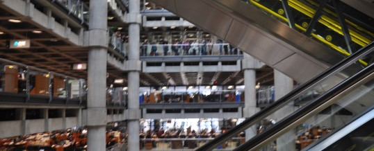 Retail security in London (UK)