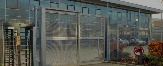 Perimeter security in London (UK)