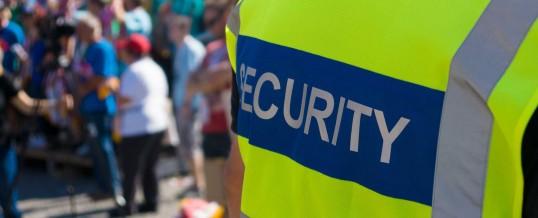 UK security guard hire