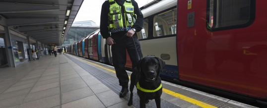 UK train security guards