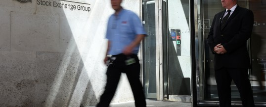 Corporate security in London (UK)