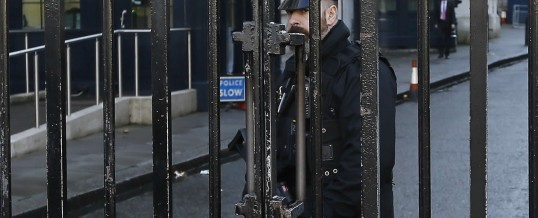 Night security in London (UK)