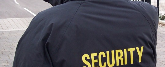 UK security guard hire